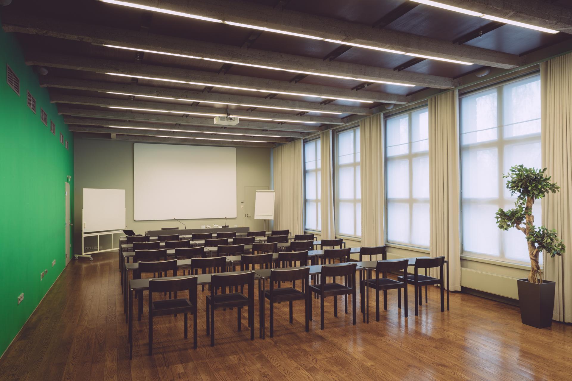 Kokoushuone 1 Verkatehdas © Jari Kivelä