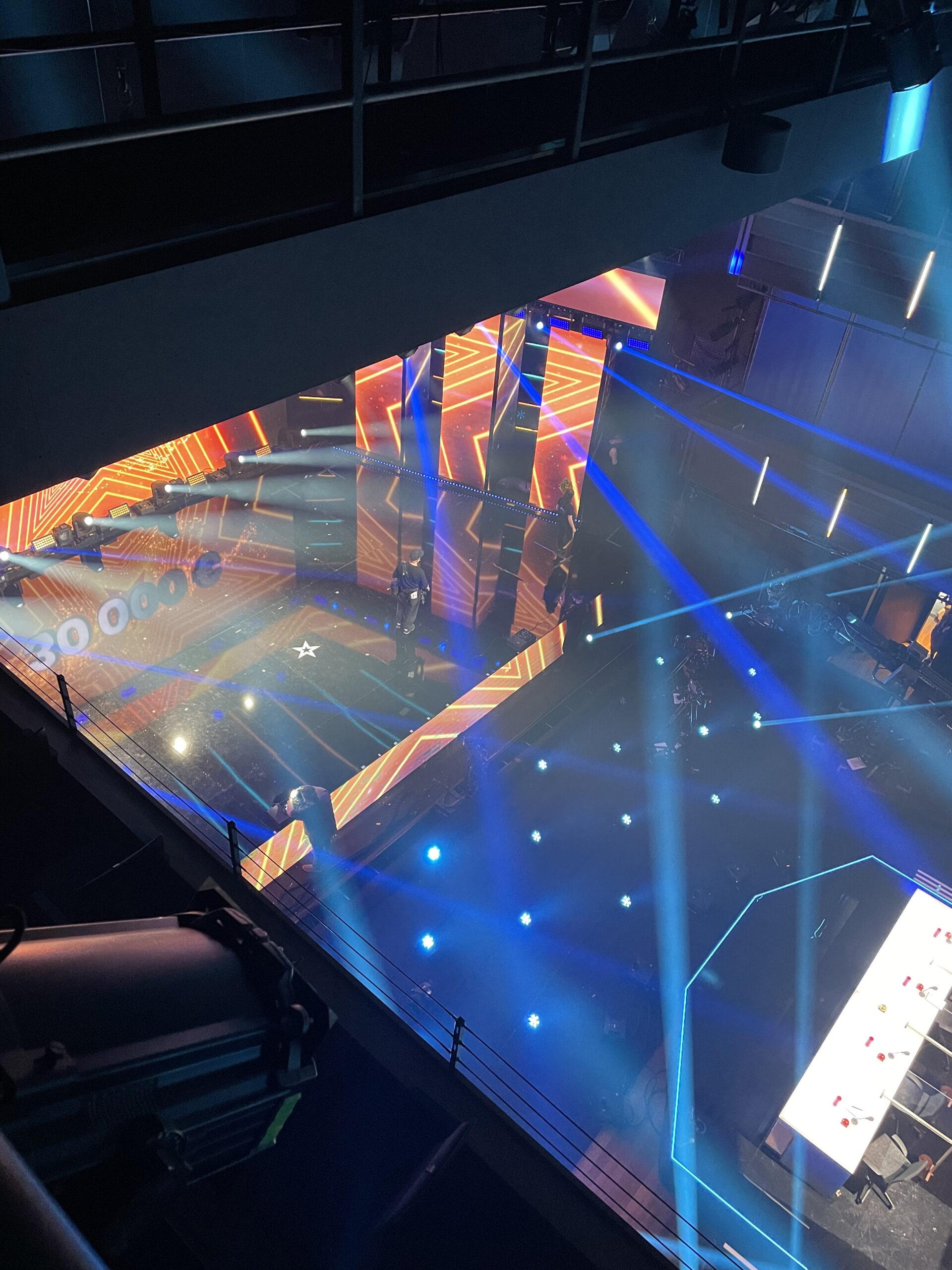Talent Vanaja-salin valosillalta, Verkatehdas 2021